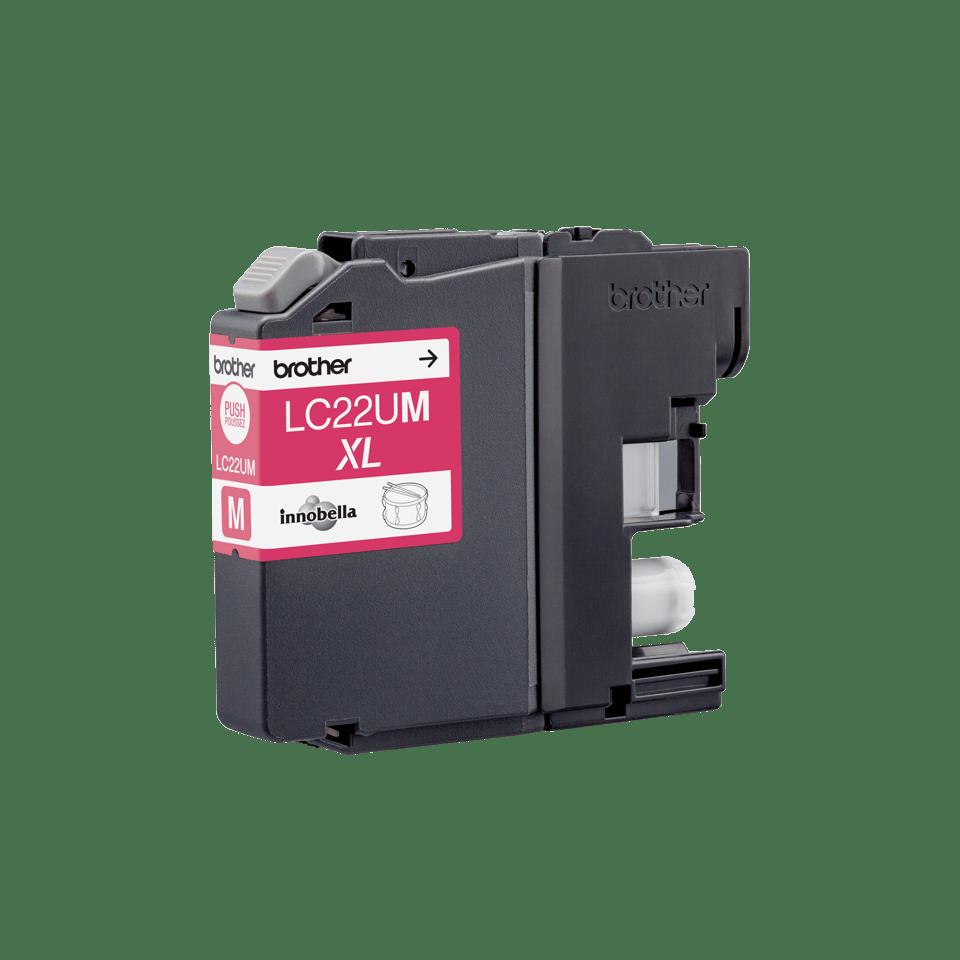 Genuine Brother LC22UM Ink Cartridge – Magenta 2