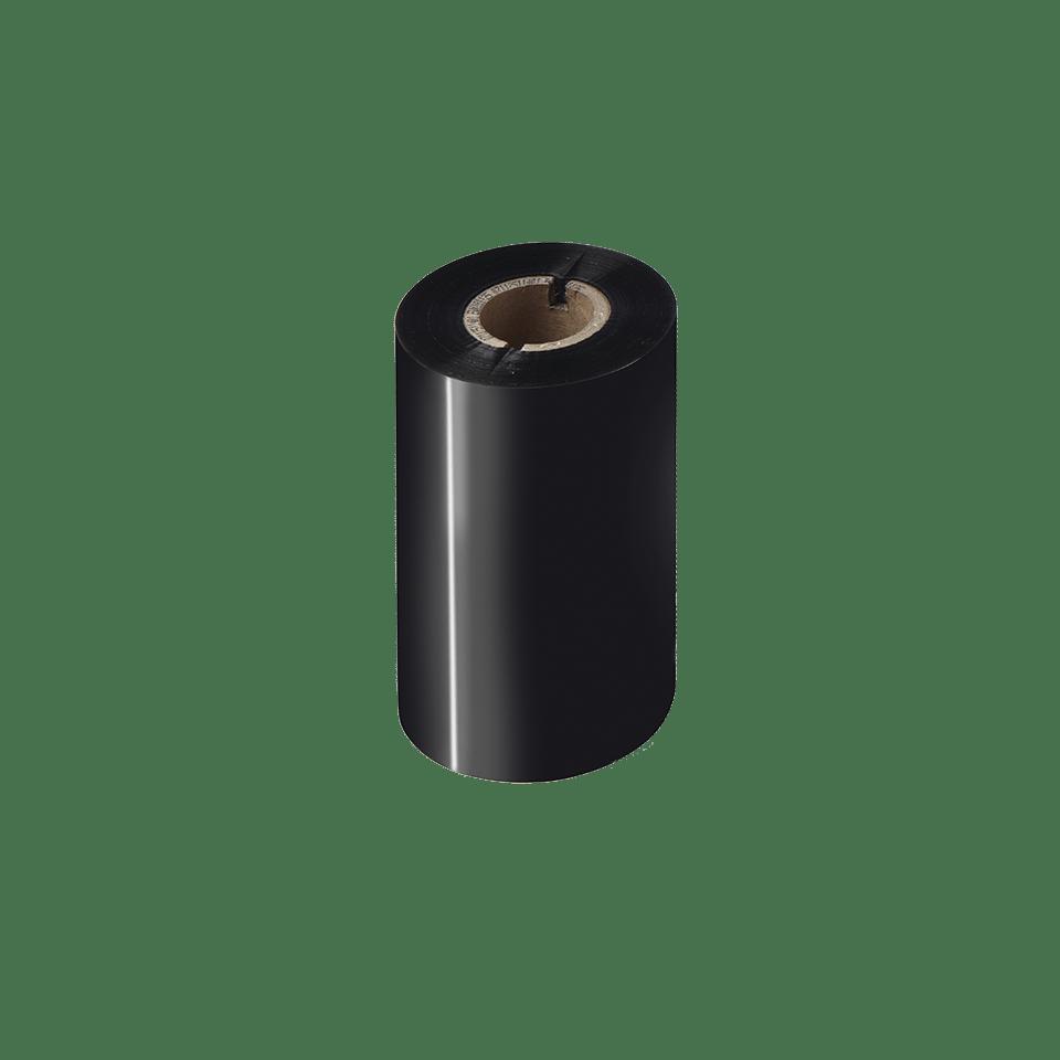 Czarna taśma barwiąca żywiczno-woskowa premium BSP-1D300-110