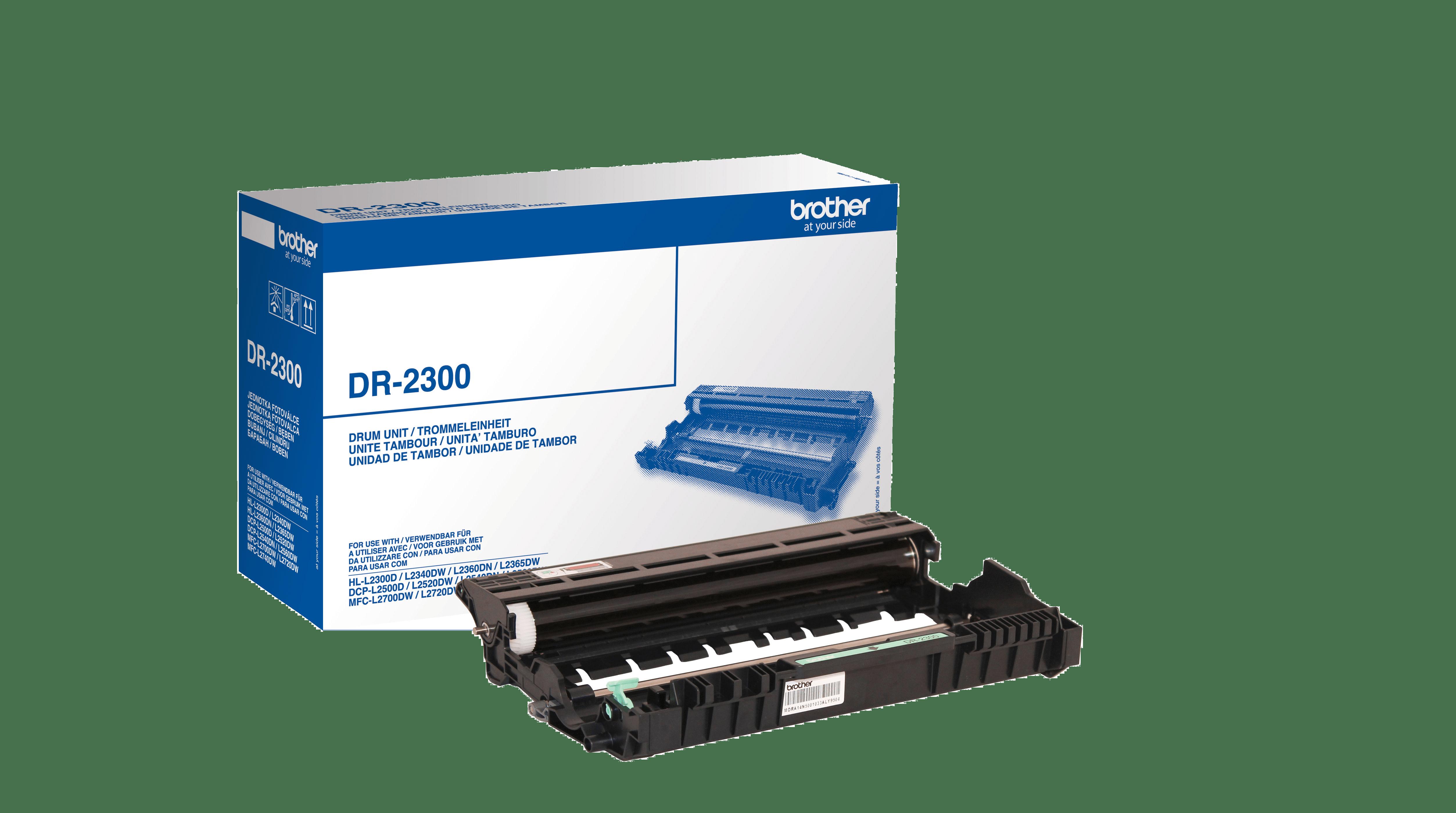 Oryginalny zespół bębna DR-2300 firmy Brother