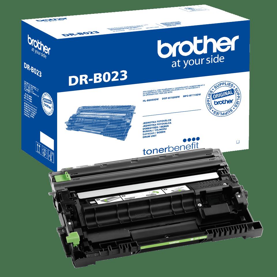Oryginalny zespół bębna Brother DR-B023