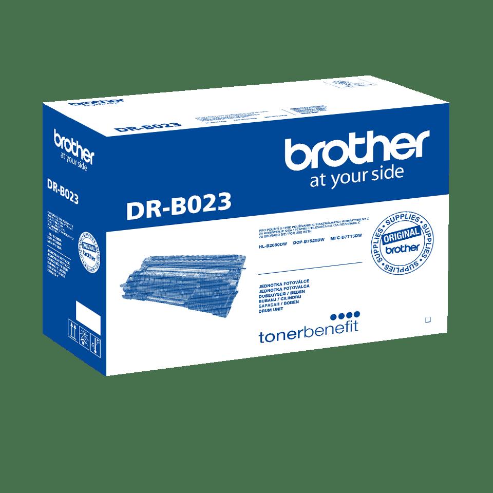 Oryginalny zespół bębna Brother DR-B023 2