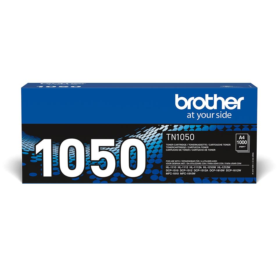 Oryginalny czarny toner TN-1050 firmy Brother