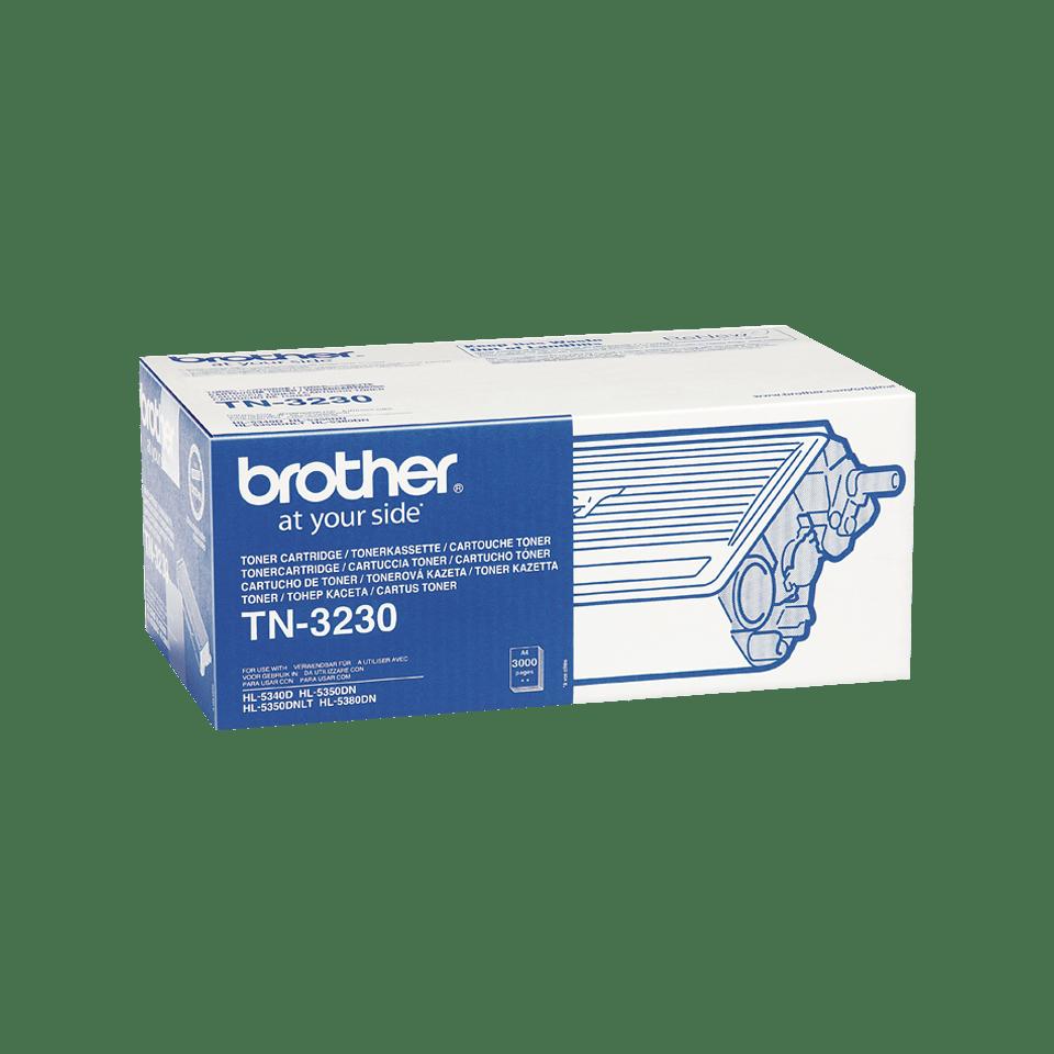 Oryginalny czarny toner TN-3230 firmy Brother 2