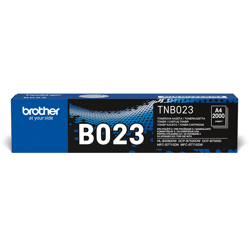Toner Brother TN-B023 - czarny