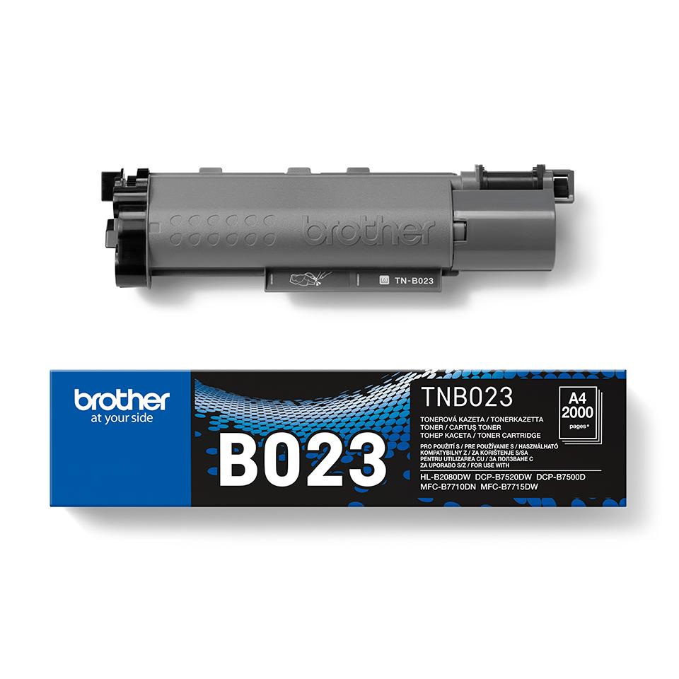 Oryginalny toner Brother TN-B023 - czarny 2