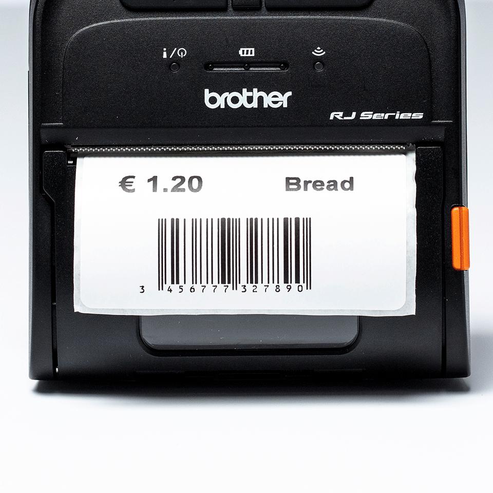 Cięte etykiety termiczne BDE-1J044076-040 4