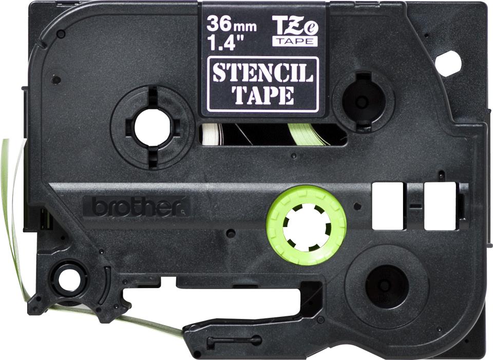 Oryginalna taśma STe-161 firmy Brother – 36mm szerokości