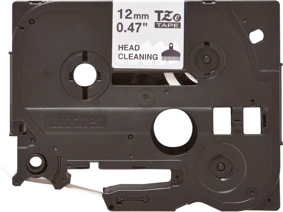 Oryginalna taśma czyszcząca głowicę TZe-CL3 firmy Brother – 12mm szerokości