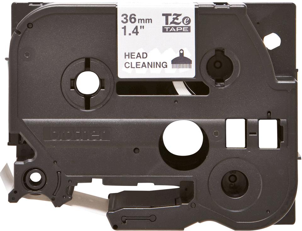Oryginalna taśma czyszcząca głowicę TZe-CL6 firmy Brother – 36mm szerokości