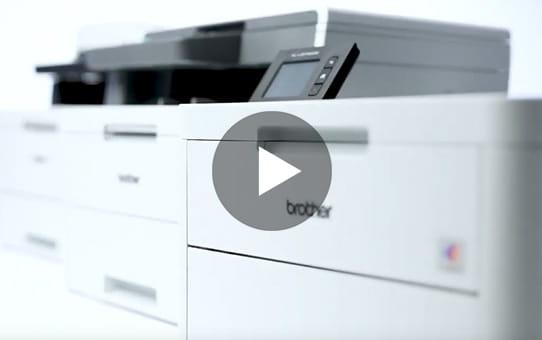 HL-L3270CDW - bezprzewodowa kolorowa drukarka LED 8
