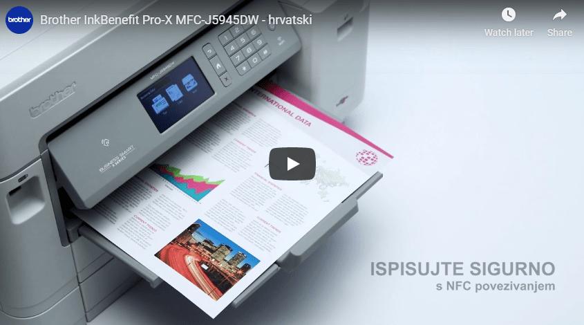 MFC-J5945DW Kolorowe atramentowe urządzenie wielofunkcyjne drukujące w formacie A3  8