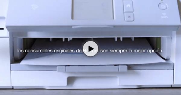 Oryginalny tusz Brother LC-980M – magenta 3